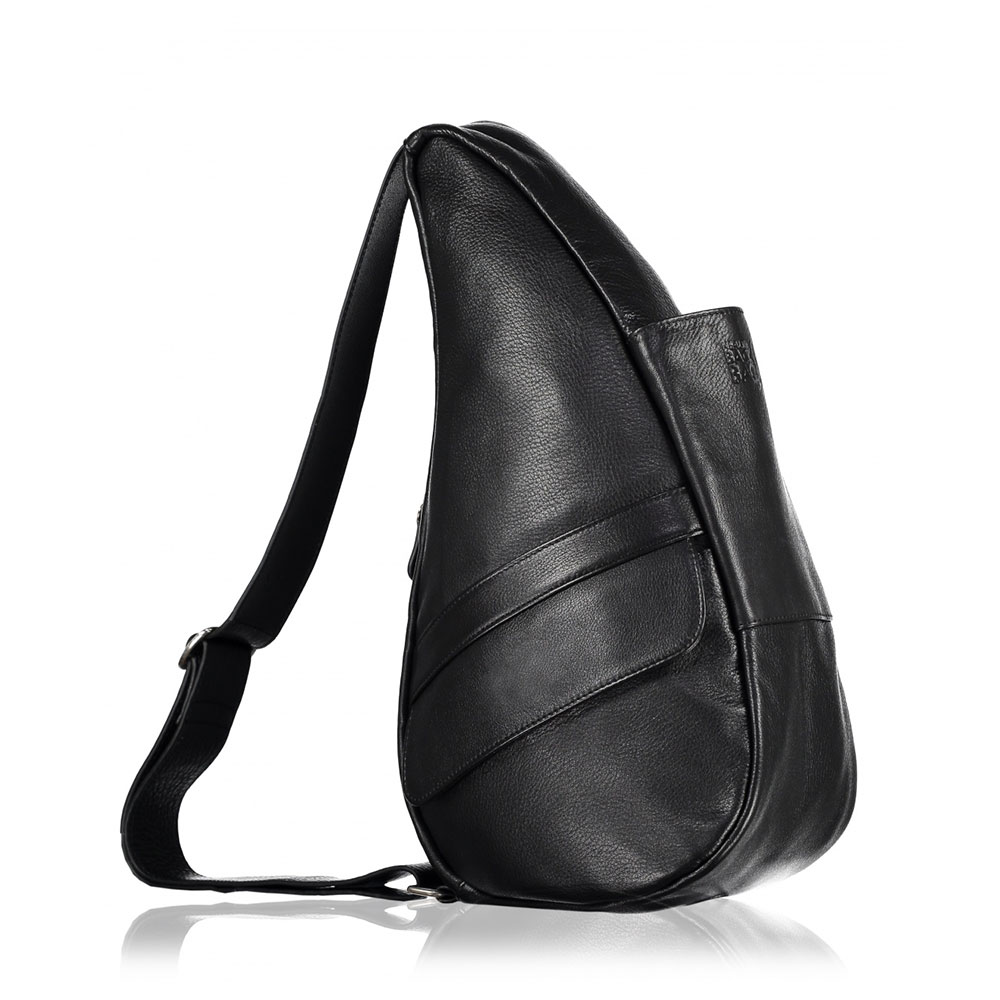 The Healthy Back Bag Leather S Black