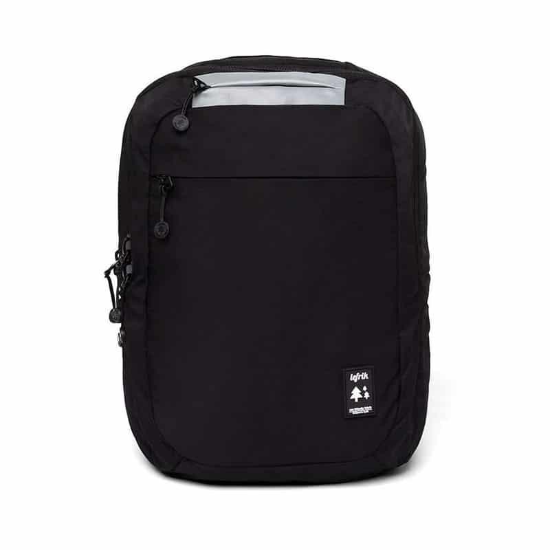 Lefrik 101 Reflective Backpack 15 Black