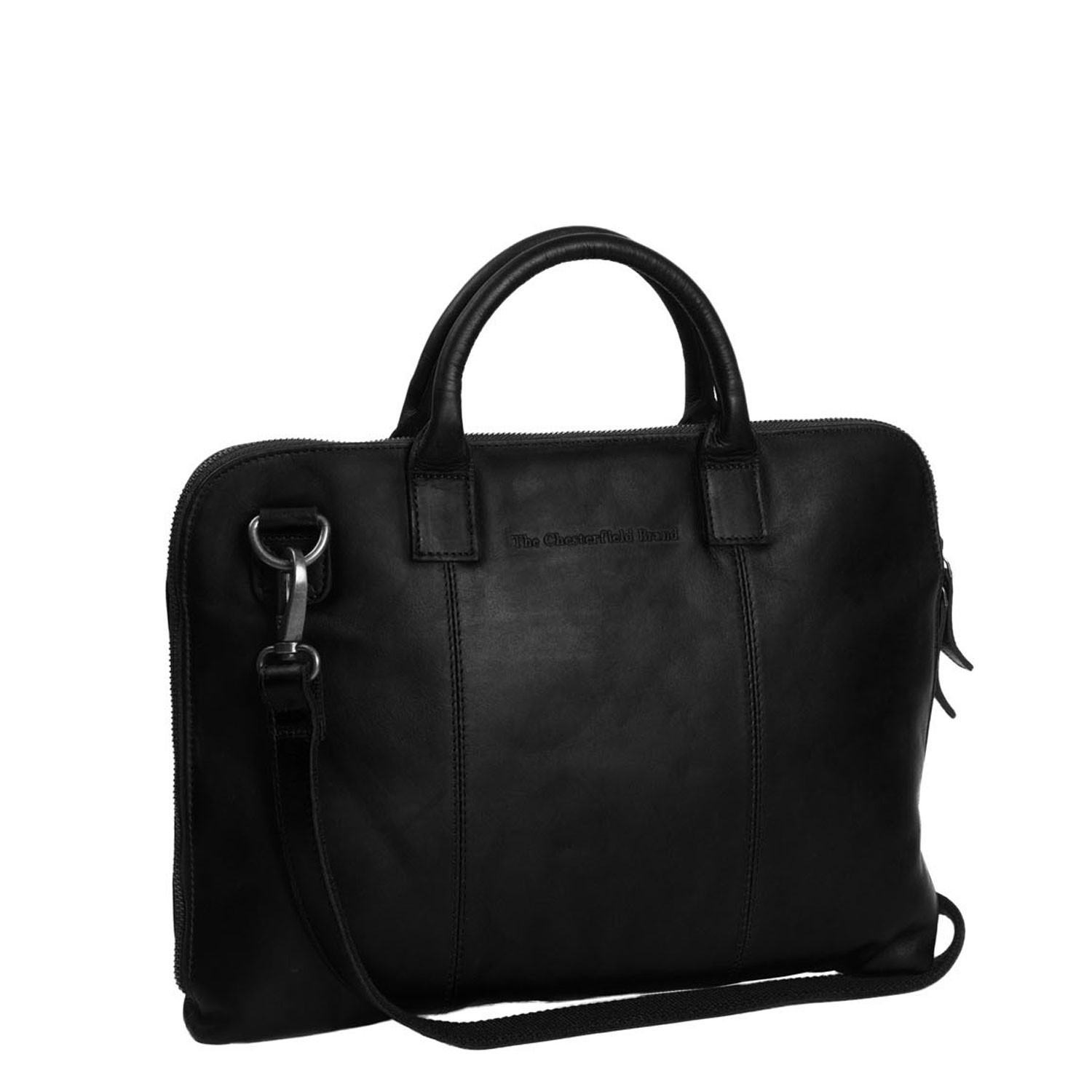 Chesterfield Harvey Laptoptas 14 Black