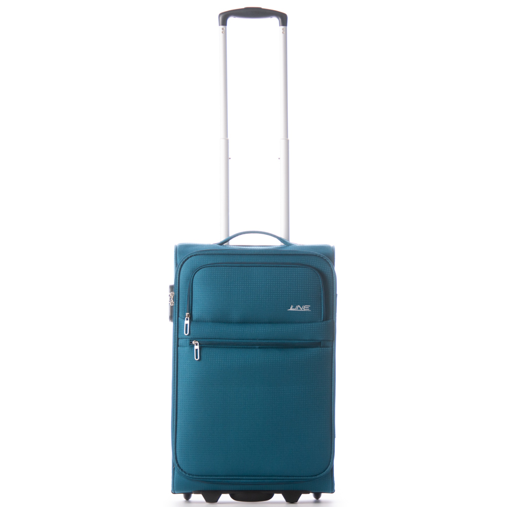 Line Brick Cabin Trolley 2 Wheel 55 Jade Green