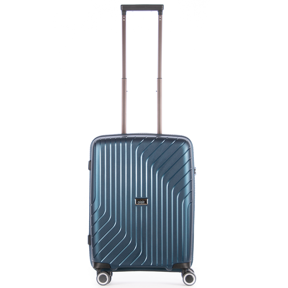 Oistr Cooper Handbagage 4 Wheel Spinner Dark Navy Metallic