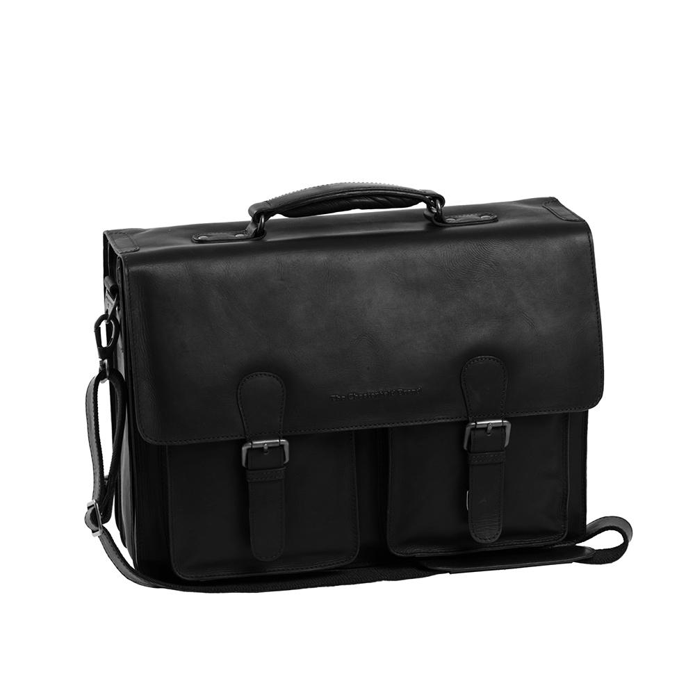 Chesterfield Lisbon Business Laptopbag Black