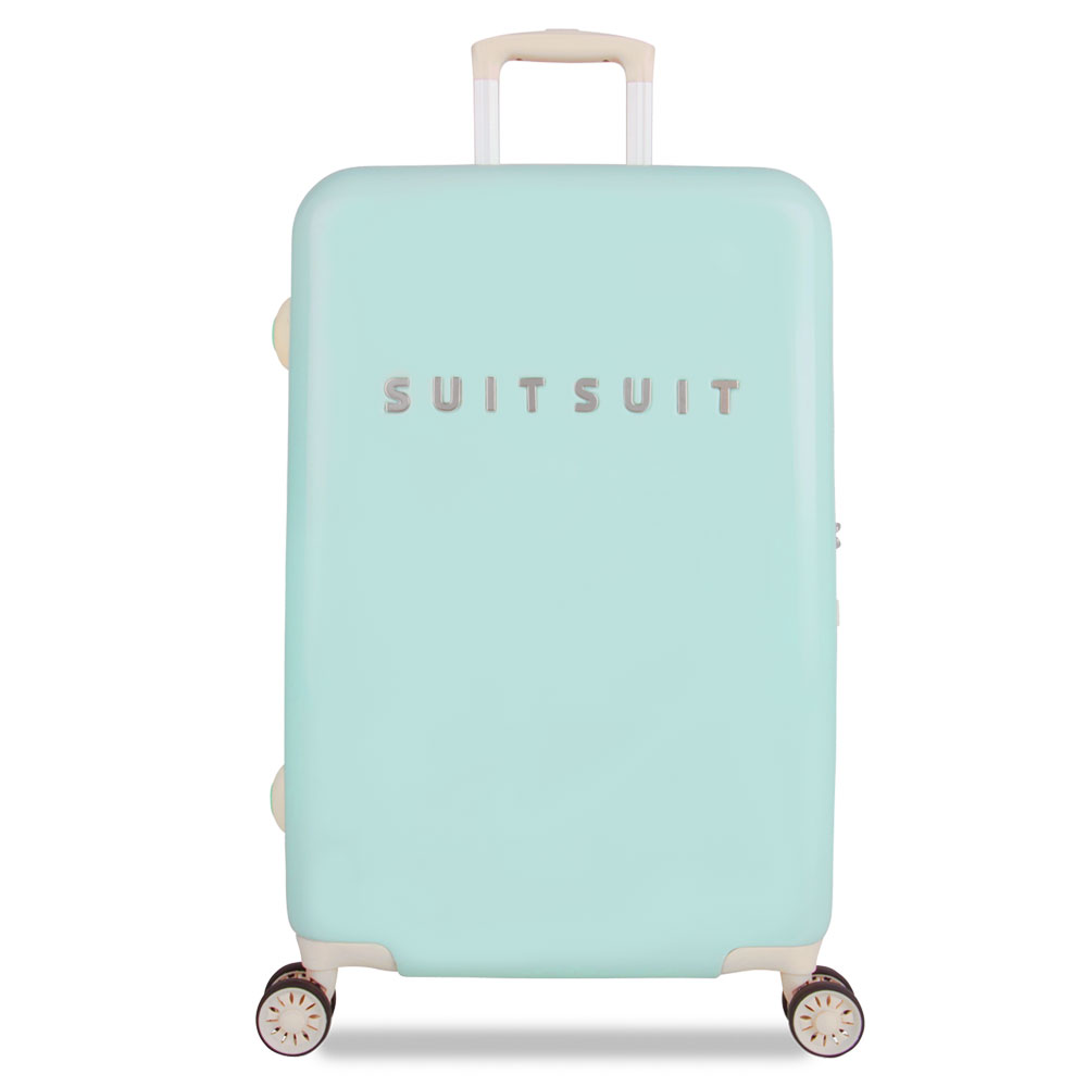 SUITSUIT-Koffers-Suitcase Fabulous Fifties 24 inch Spinner-Groen