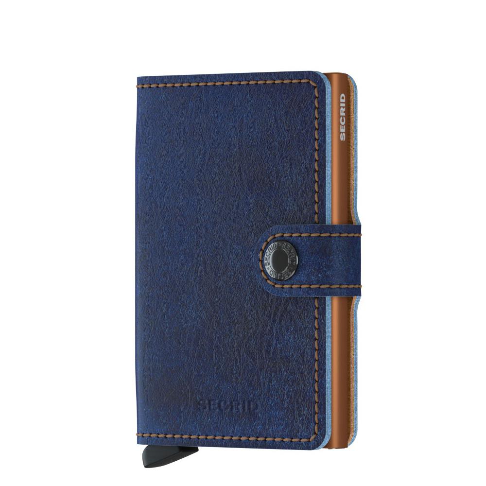 Secrid Mini Wallet Portemonnee Indigo 5 Secrid Schitterend