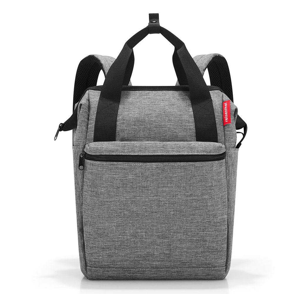 Reisenthel Allrounder R Backpack Twist Silver