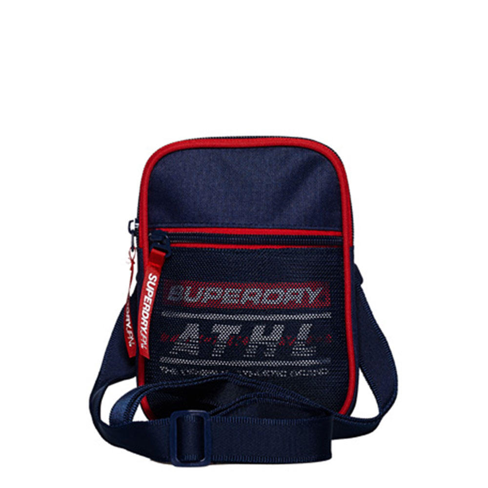 Superdry Sport Pouch Trophy Rich Navy