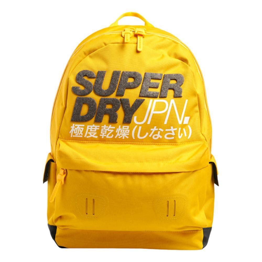 Superdry Montana Montauk Backpack Yellow