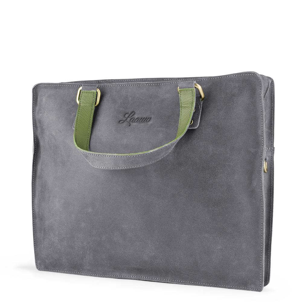 Laauw-Laptoptassen-Bag Sevilla-Zwart