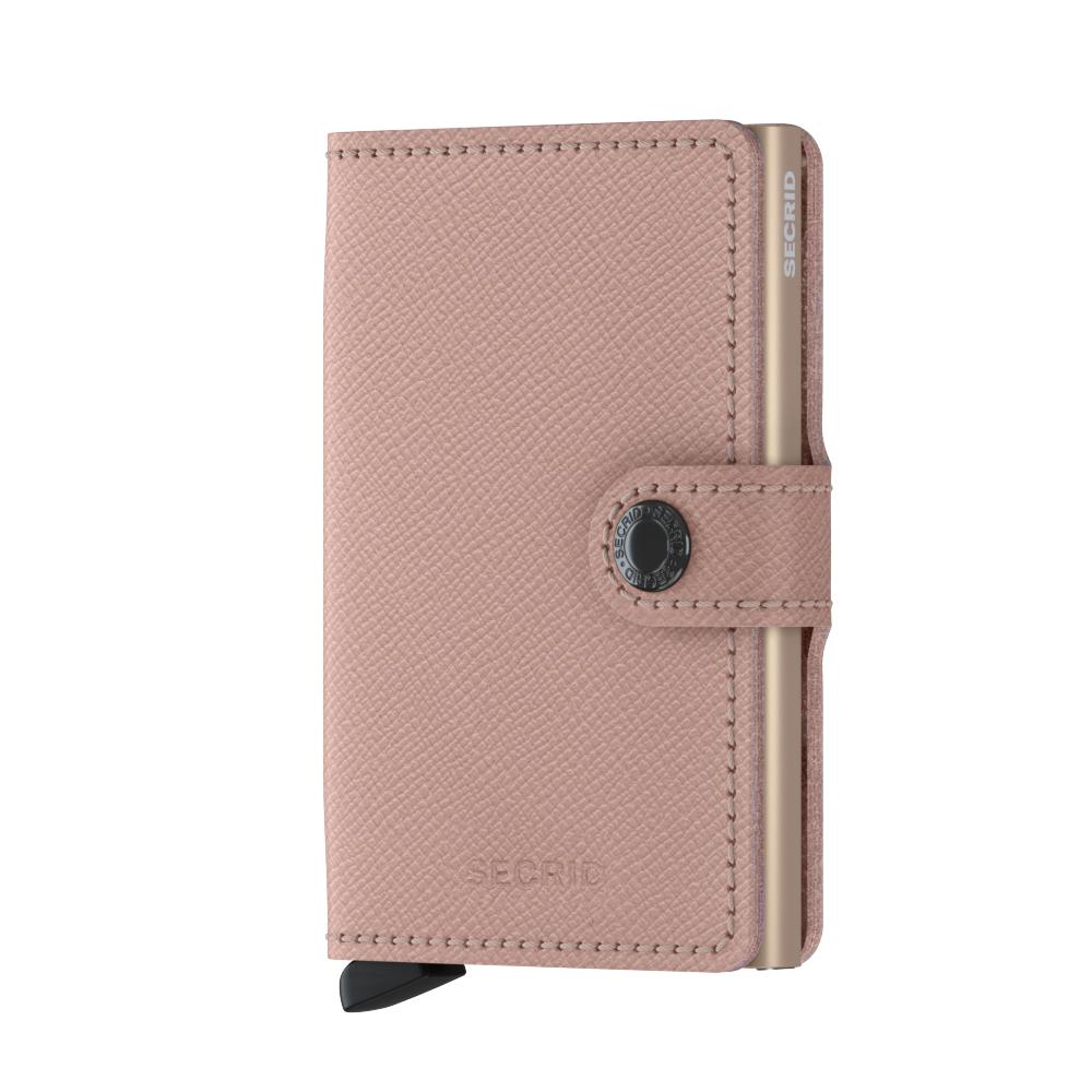 Secrid Mini Wallet Portemonnee Crisple Rose Floral