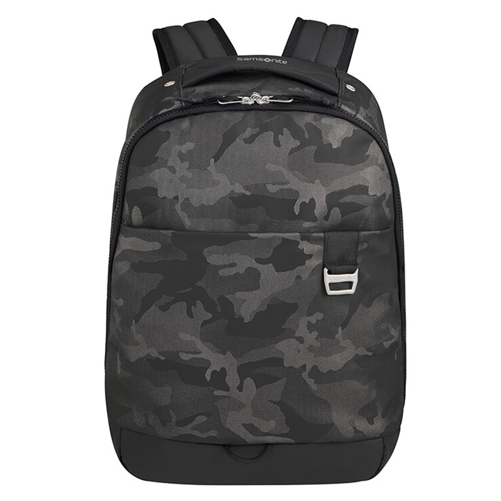 Samsonite Midtown Laptop Backpack S 14 Camo Grey