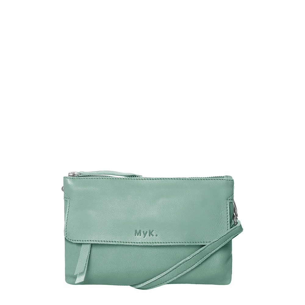 MyK Wannahave Bag Mint