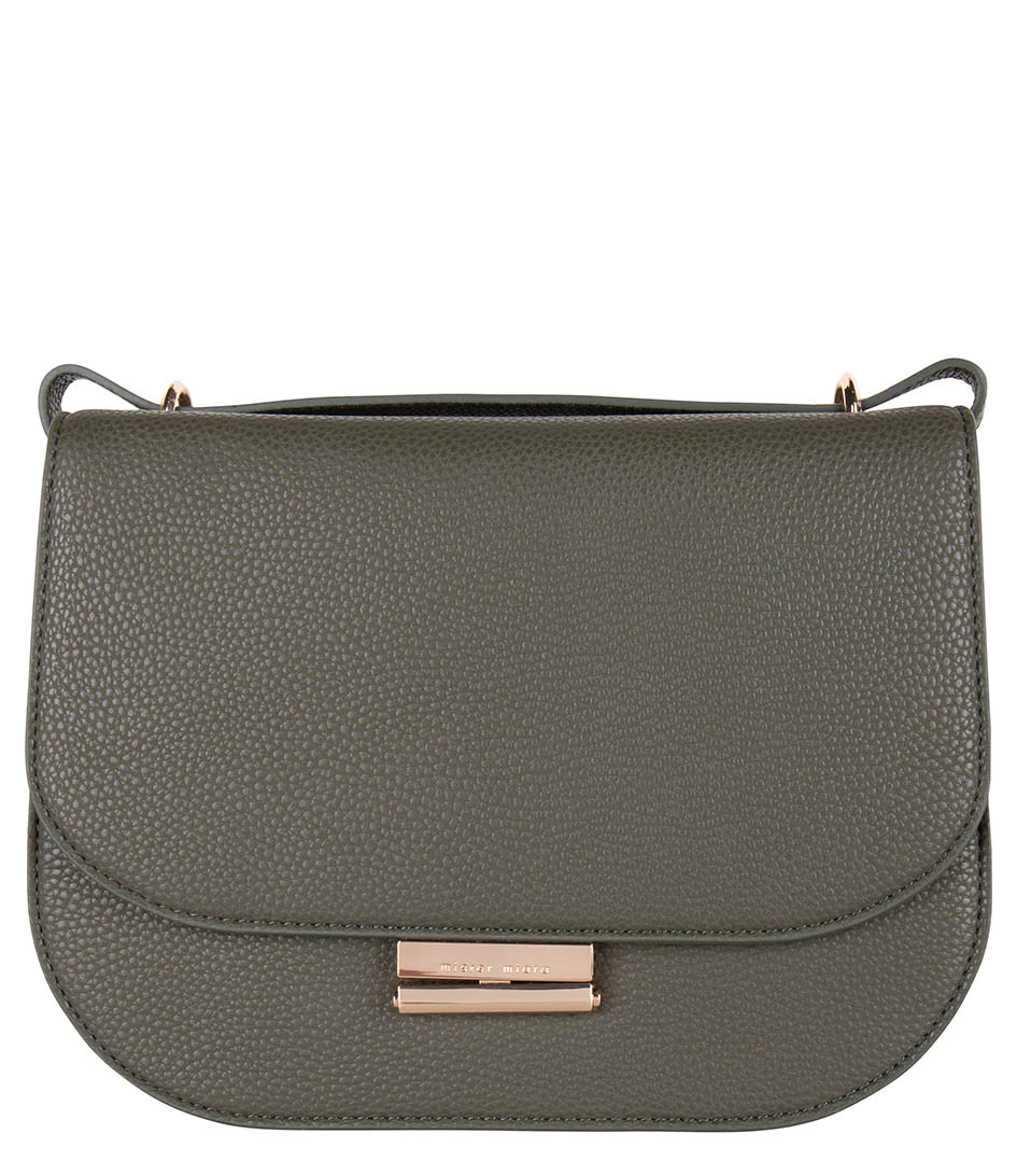 Mister Miara Bag Ember Crossbody Olive Night