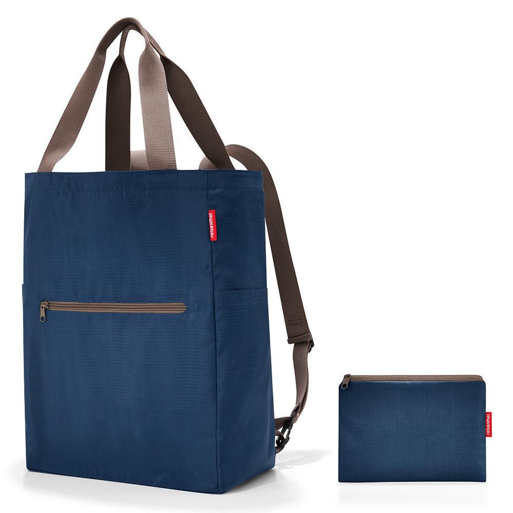 Image of Reisenthel Mini Maxi 2-In-1 Dark Blue