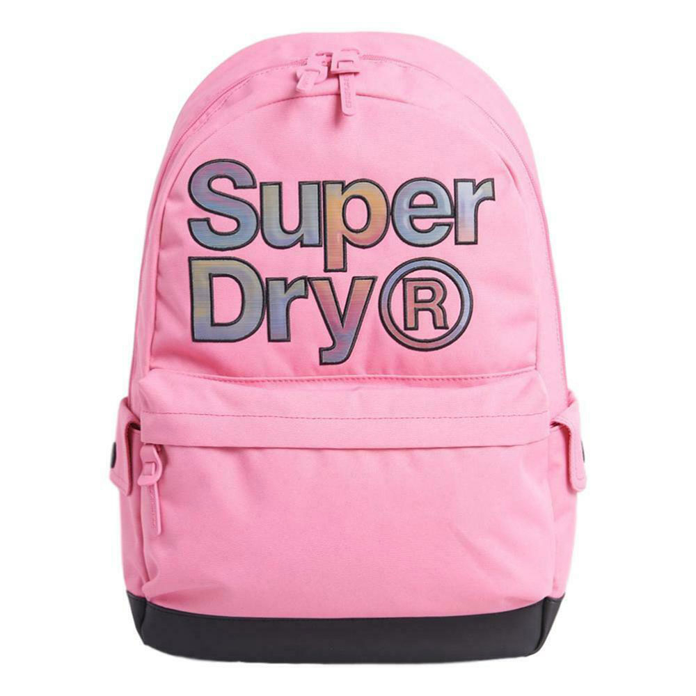Superdry Montana Rainbow Backpack Infill Glory Pink
