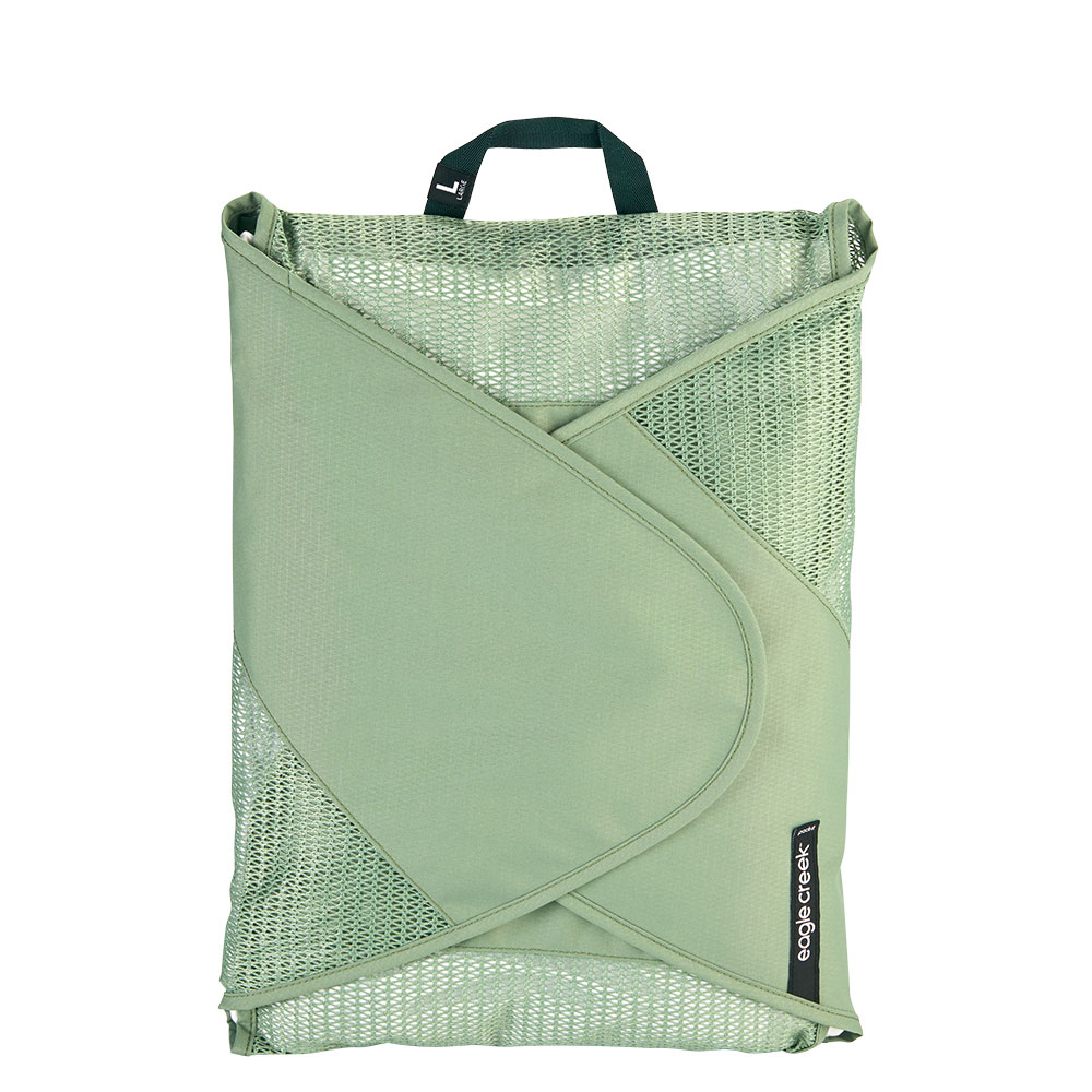 Eagle Creek Reveal Garment Folder L Mossy Green
