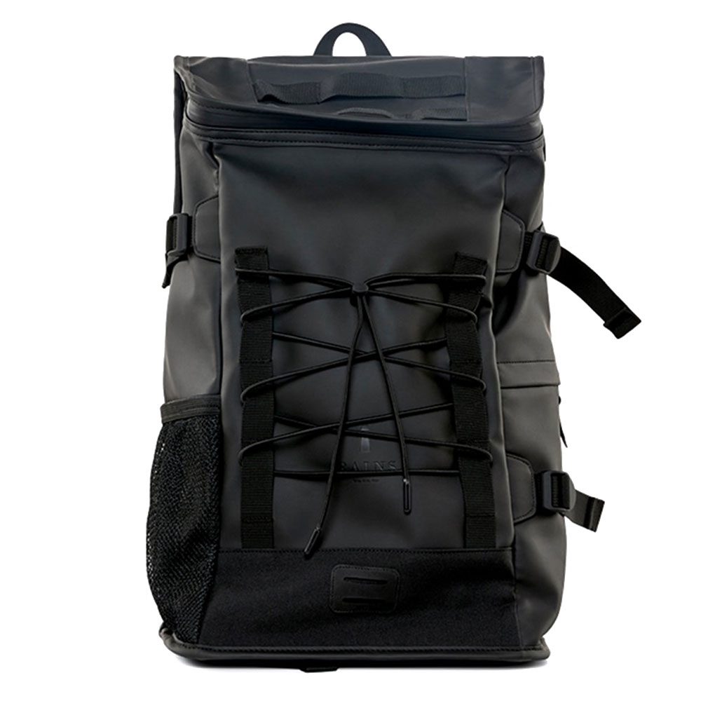 Rains Original Mountaineer Bag Backpack Black