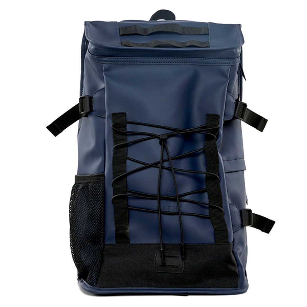 Rains Original Mountaineer Bag Backpack Blue