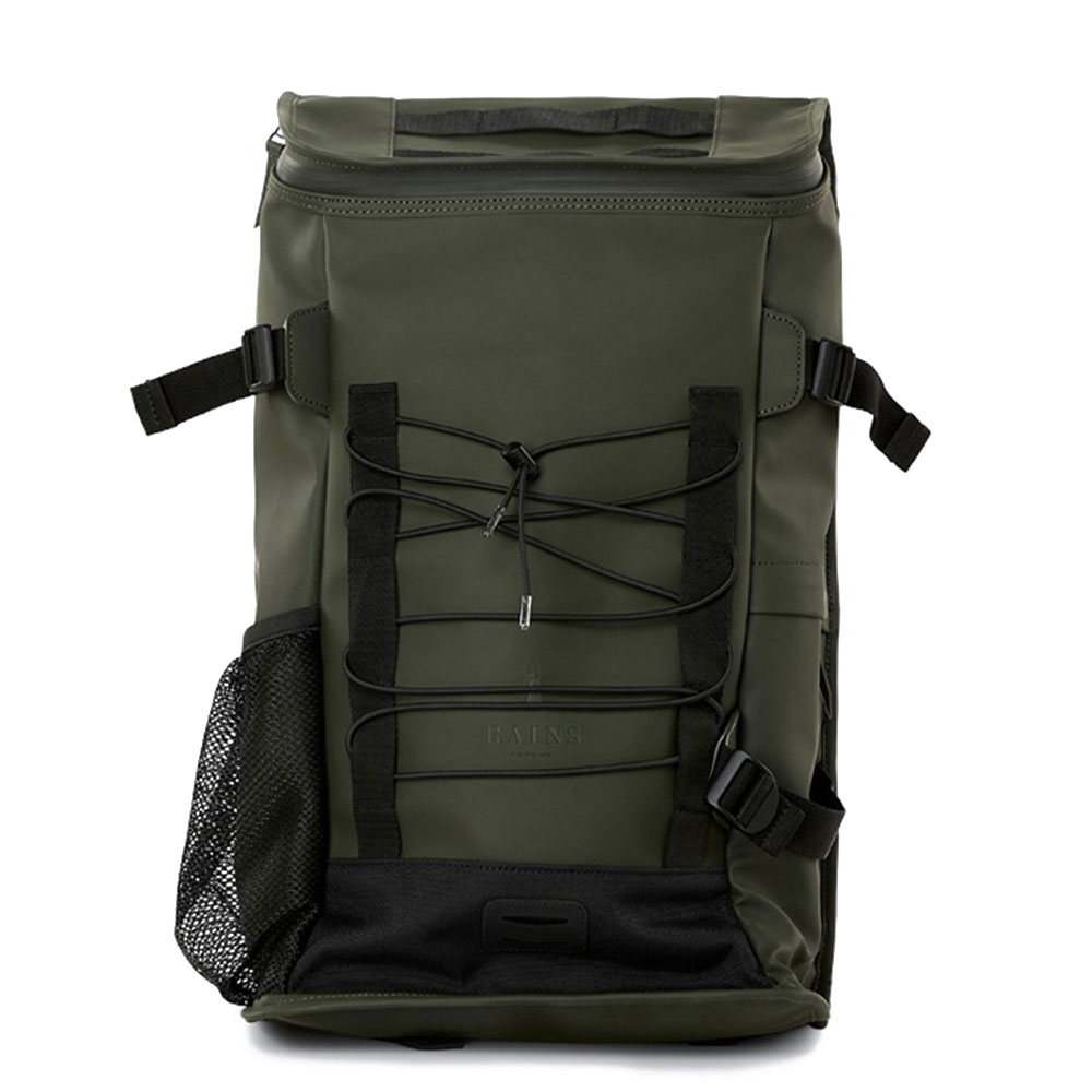 Rains Original Mountaineer Bag Backpack Green
