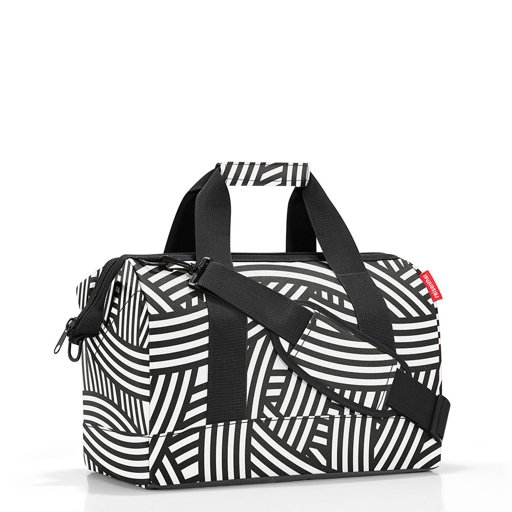 Reisenthel Allrounder M Reistas Zebra