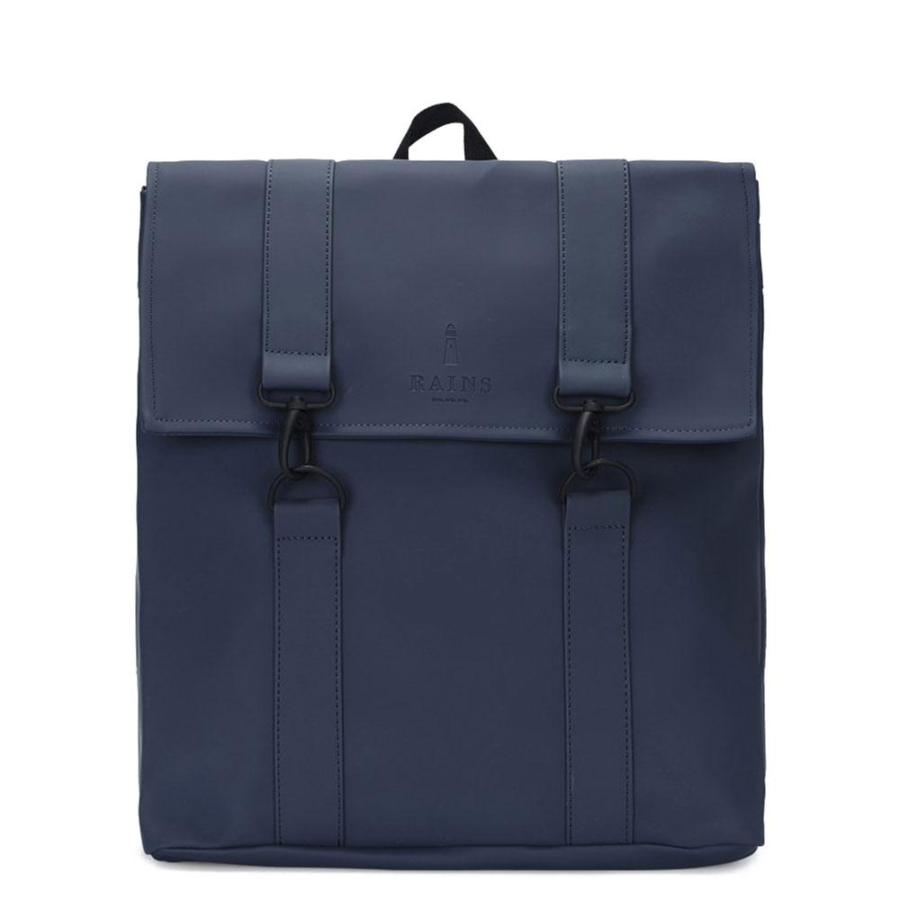 Rains Original MSN Bag Rugtas Blue