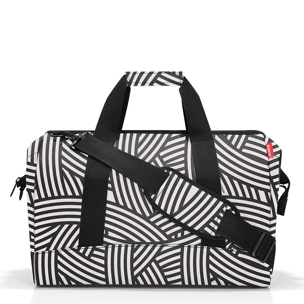 Reisenthel Allrounder L Reistas Zebra