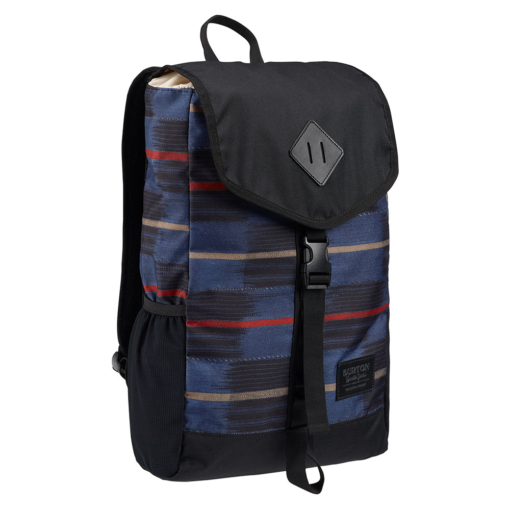 Burton Westfall Pack Rugzak Checkyoself Print