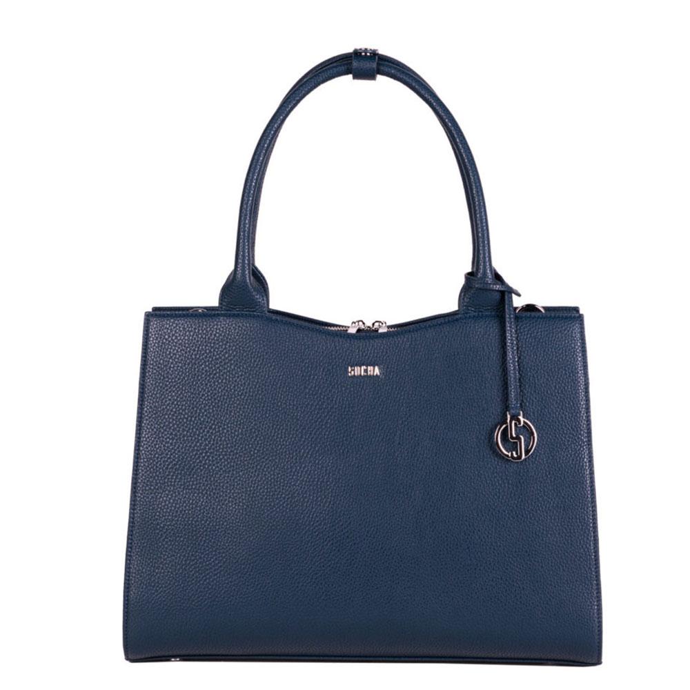 Socha Businessbag Midi 13.3 Navy Blue