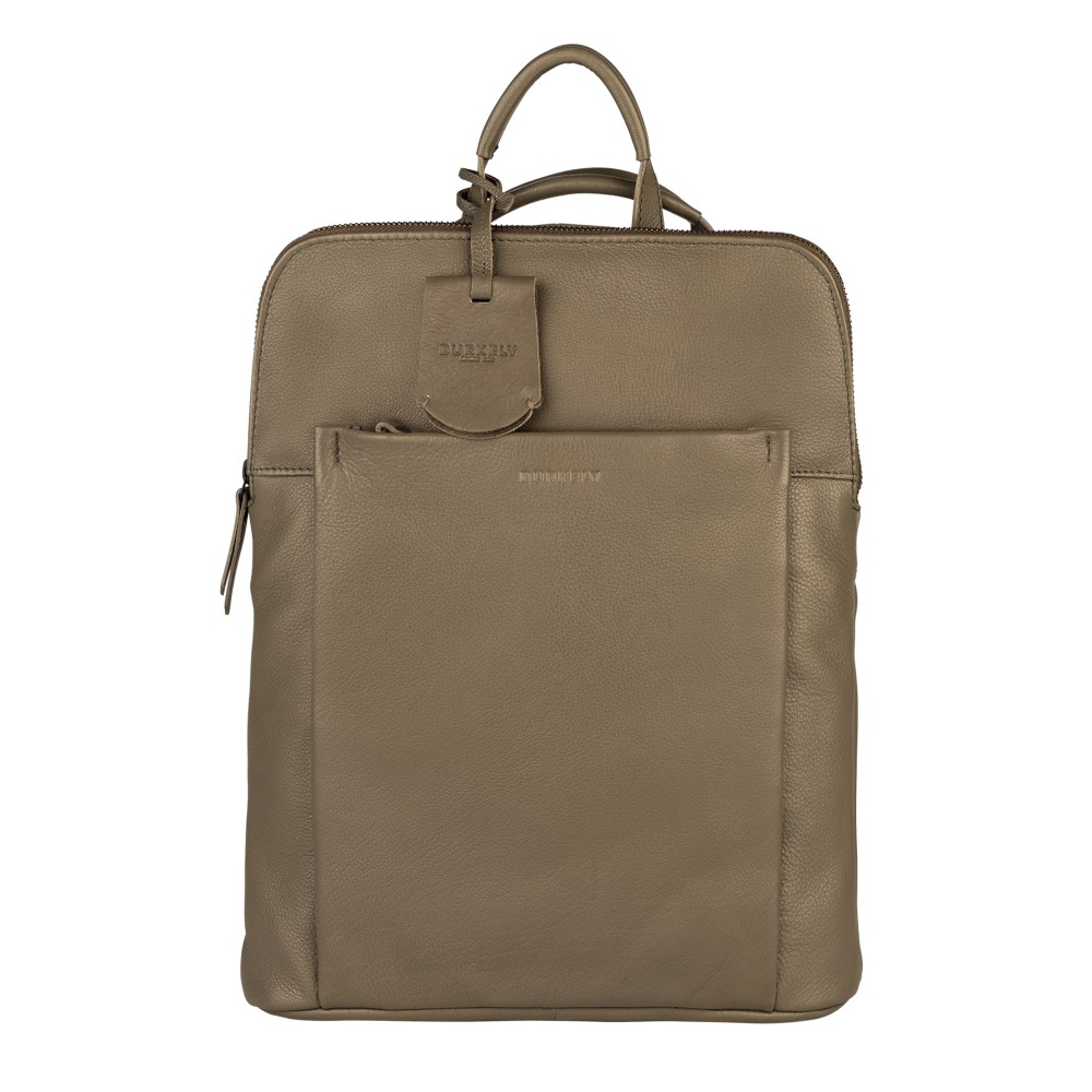 Burkely Minimal Mae Backpack Dusty Olive 543064