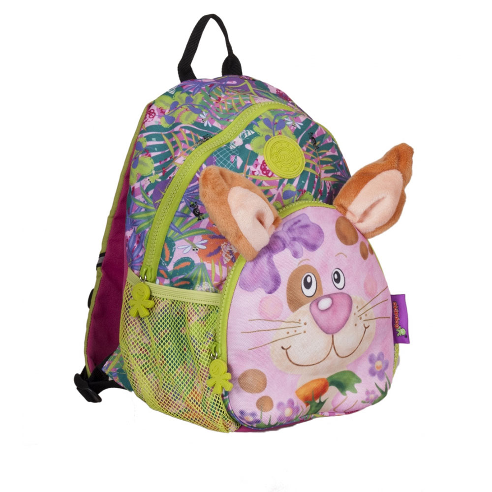 Okiedog Wildpack Junior Rugzak Rabbit
