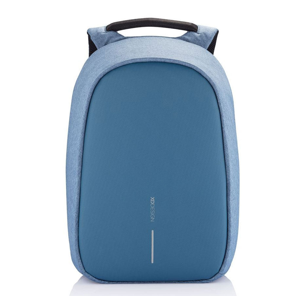 XD Design Bobby Hero Small 13.3'' Anti-Diefstal Rugzak Light Blue