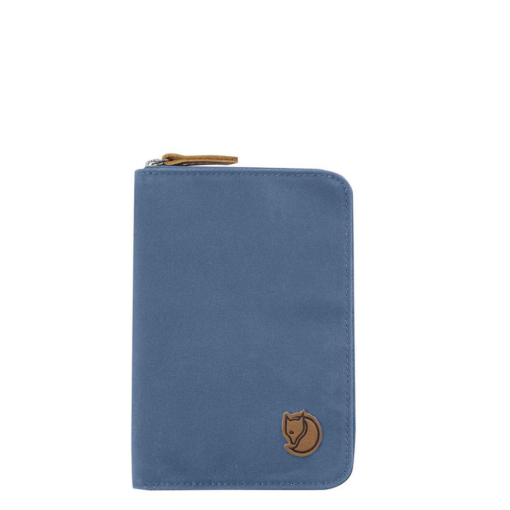 FjallRaven Passport Wallet Blue Ridge