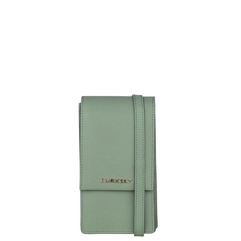 Burkely Parisian Paige Phonebag Chinois Green