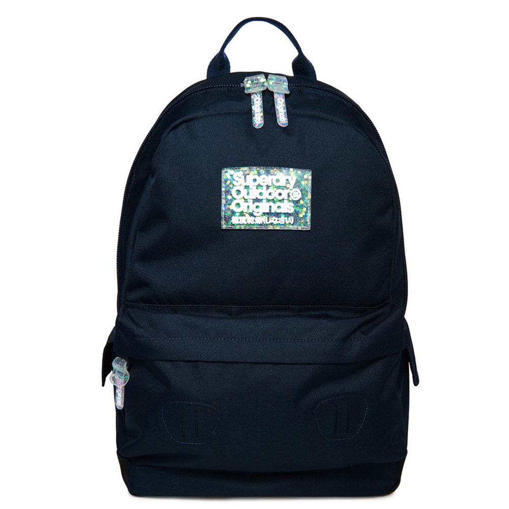 Superdry Montana Pixie Dust Backpack Dark Navy