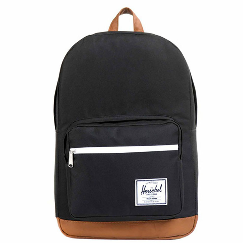 Herschel Pop Quiz Rugzak Black