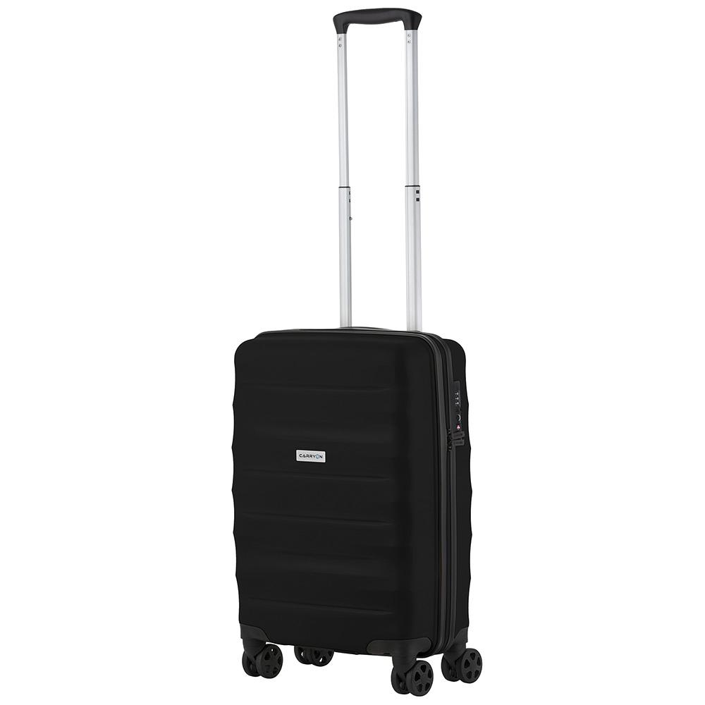 CarryOn Porter Handbagage Koffer 55 Black