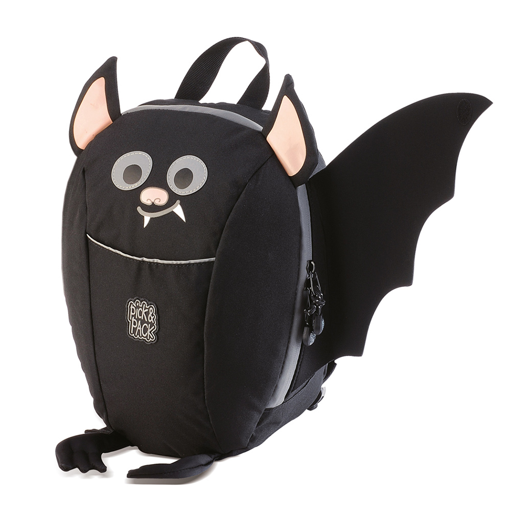 Pick & Pack Fun Rugzak Vampire Shape Black