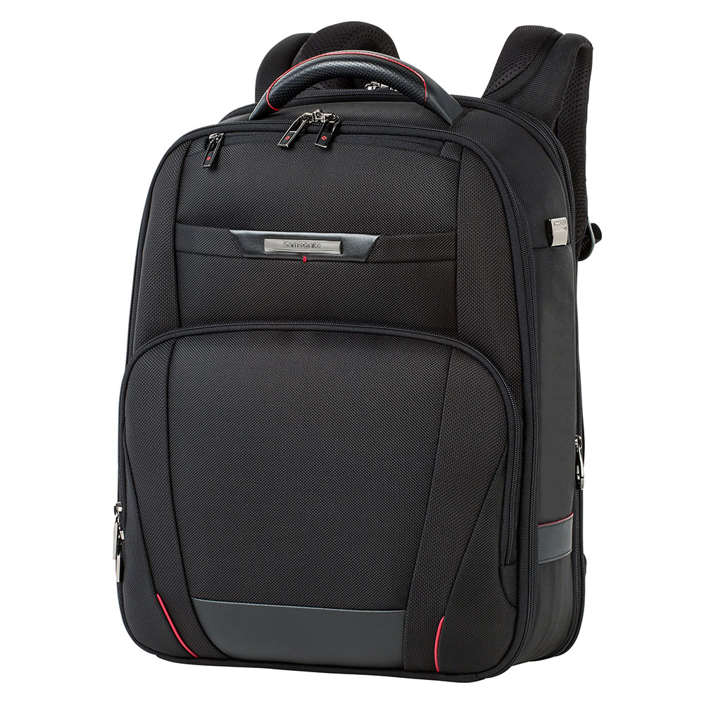 Samsonite Pro-DLX 5 Laptop Backpack 15.6 Expandable Black