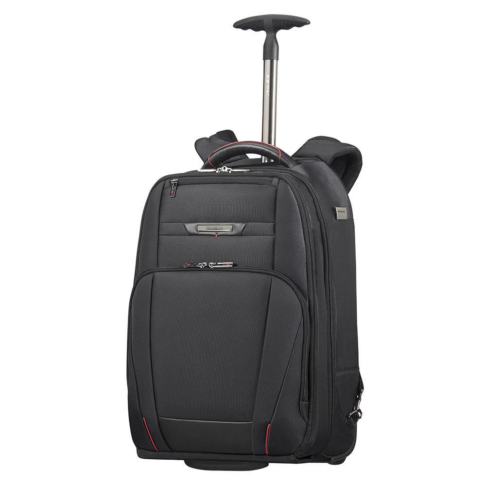 Samsonite Pro-DLX 5 Laptop Backpack Wheels 17.3 Black