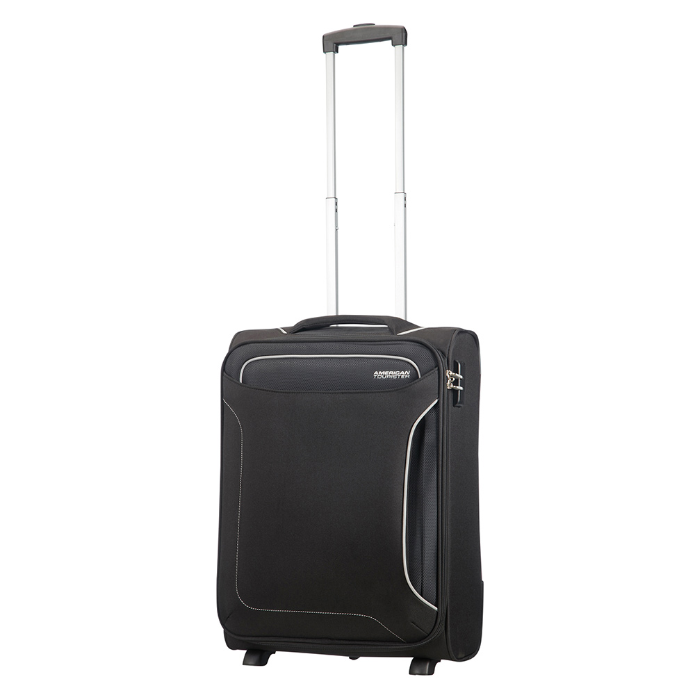 Zachte Koffers American Tourister Holiday Heat Upright 55 Lenght 40 Black