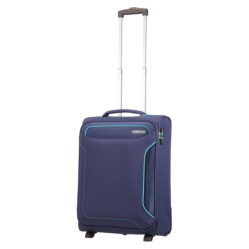 American Tourister Holiday Heat Upright 55 Lenght 40 Navy American Tourister Beste koop