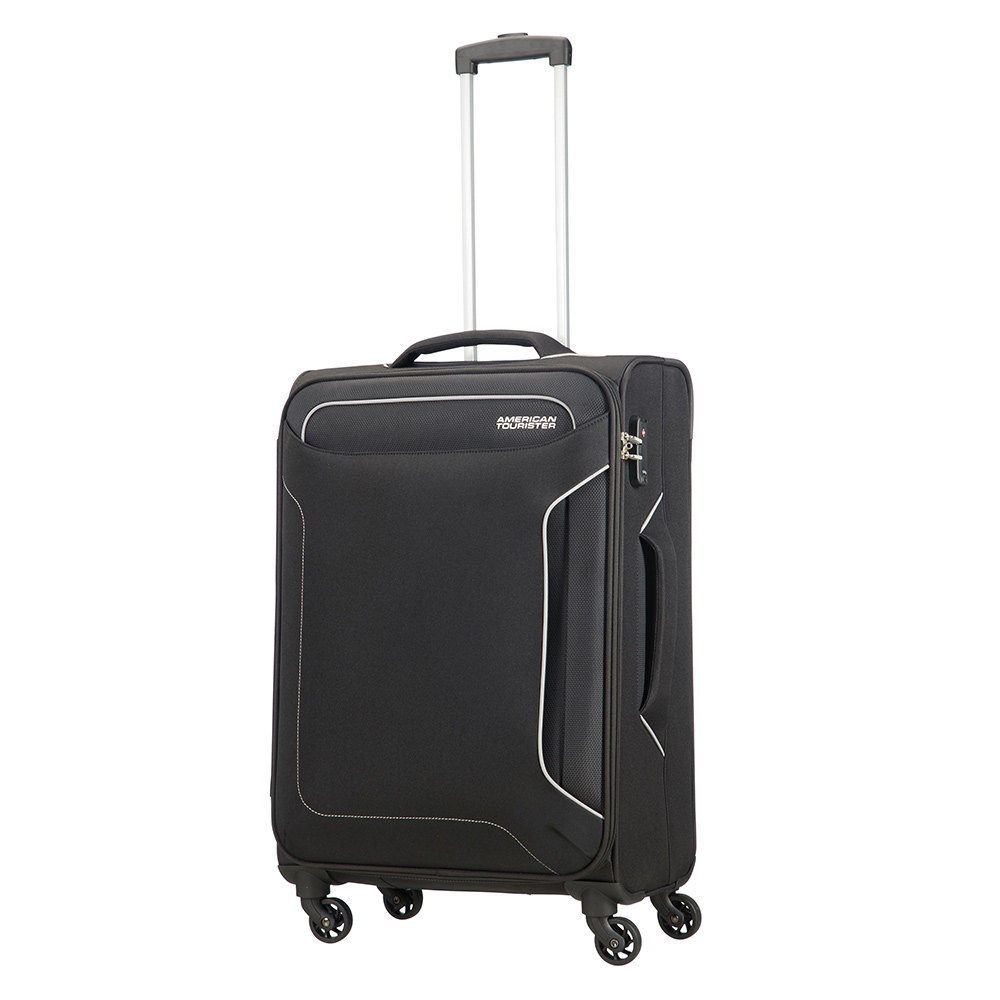 American Tourister Holiday Heat Spinner 67 Black American Tourister Beste koop