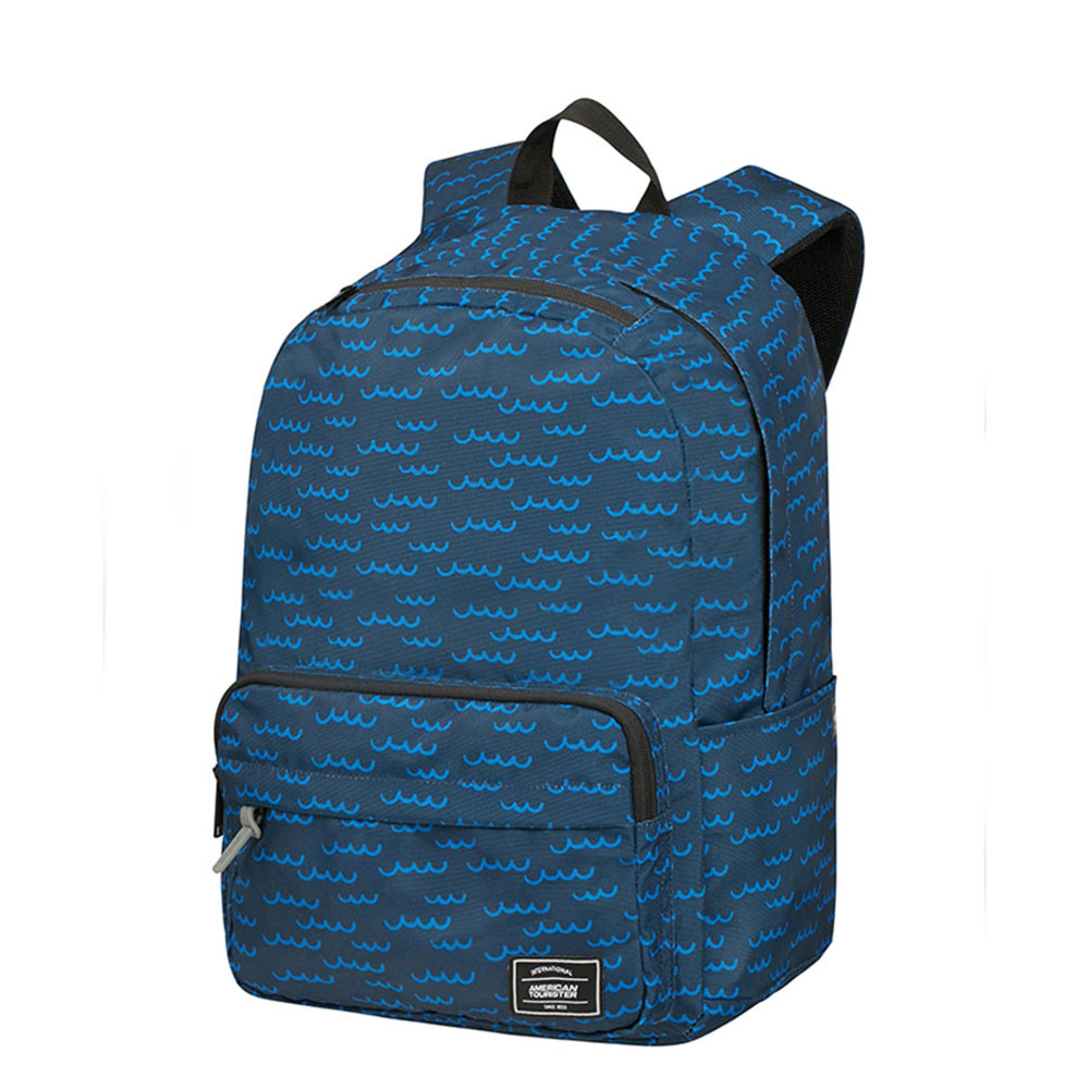 American Tourister Urban Groove UG Lifestyle Backpack 1 Blue Ocean
