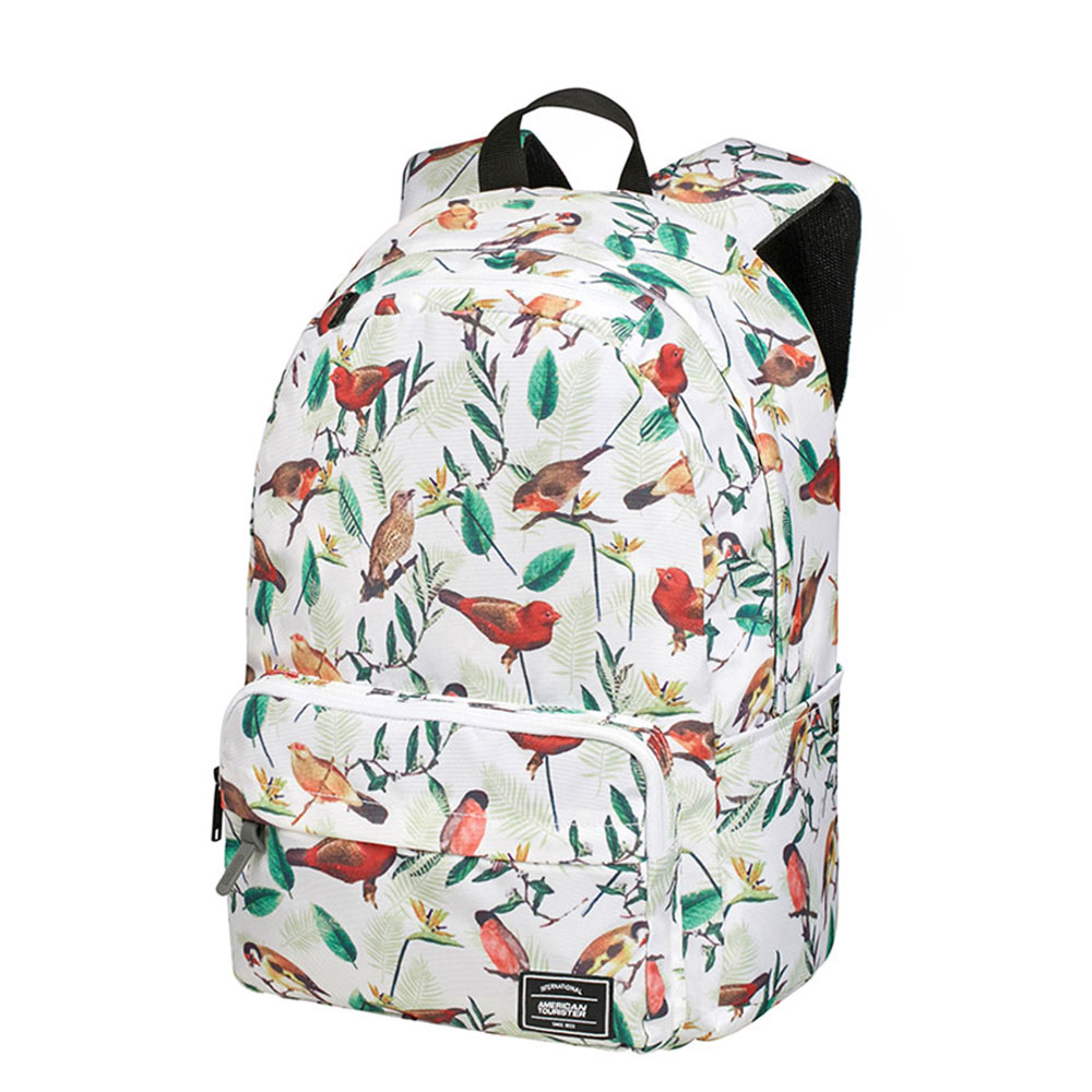 American Tourister Urban Groove UG Lifestyle Backpack 1 Birds Blossom
