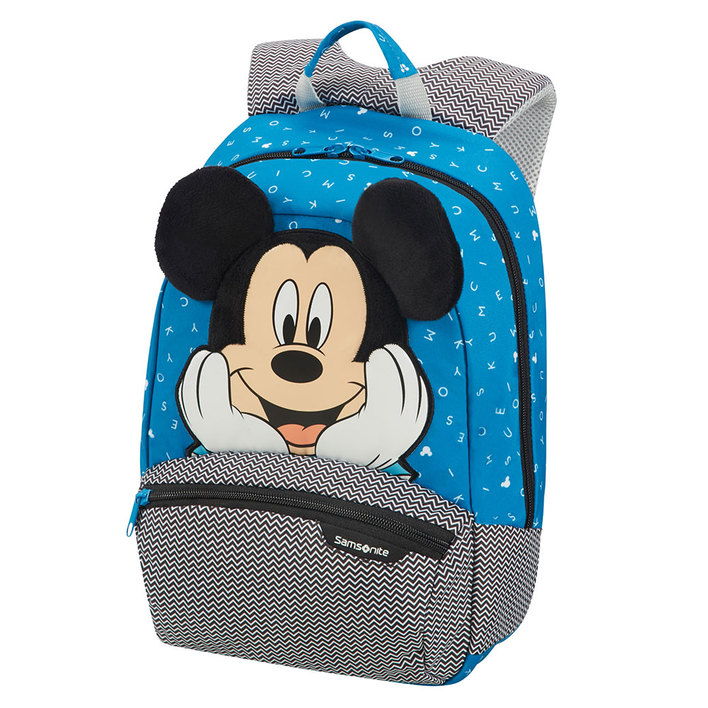 Samsonite Disney Ultimate 2.0 Pre-School Backpack S+ Disney Mickey Letters