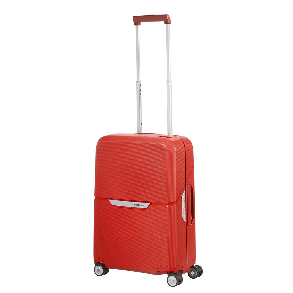 Samsonite Magnum Spinner 55 Bright Red