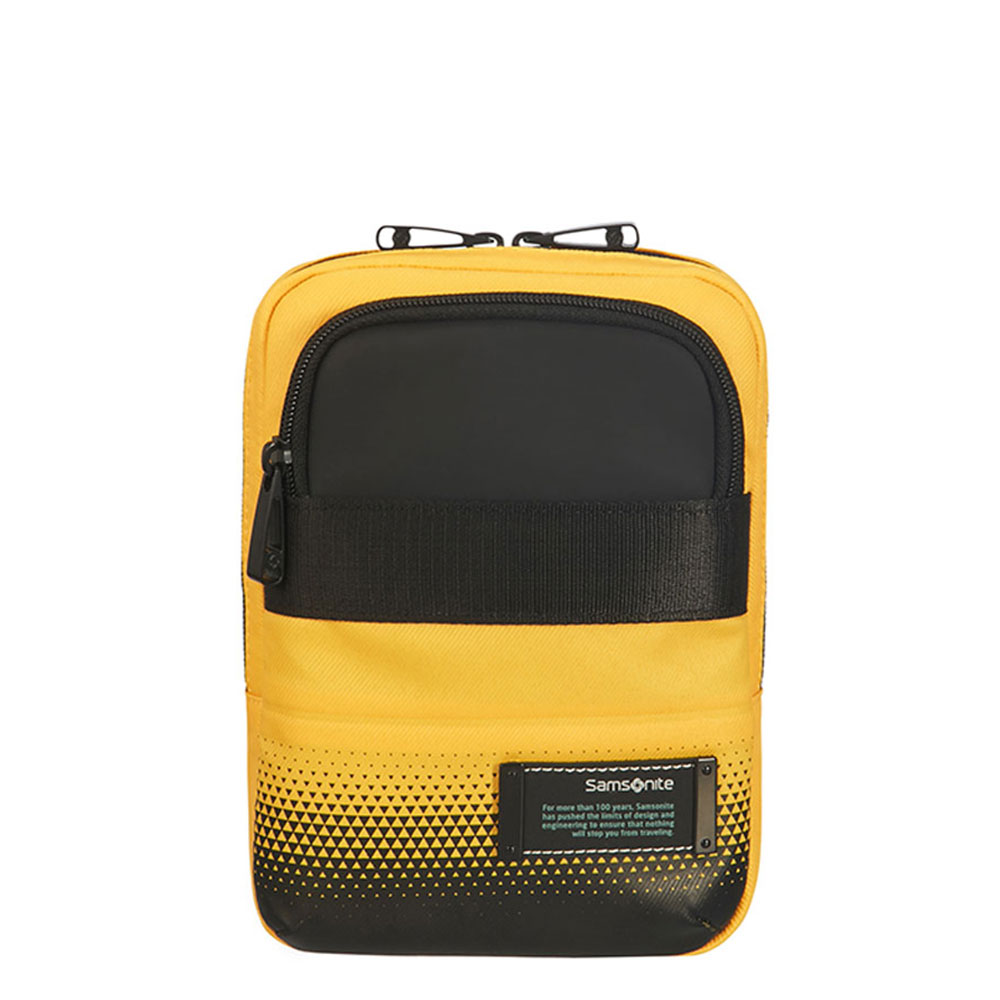 Samsonite Cityvibe 2.0 Tablet Cross-over S Golden Yellow
