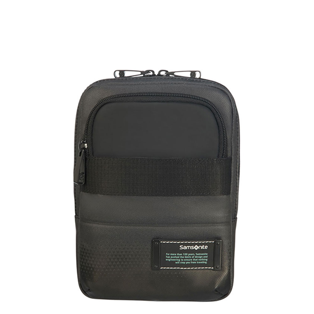 Samsonite Cityvibe 2.0 Tablet Cross-over S Jet Black
