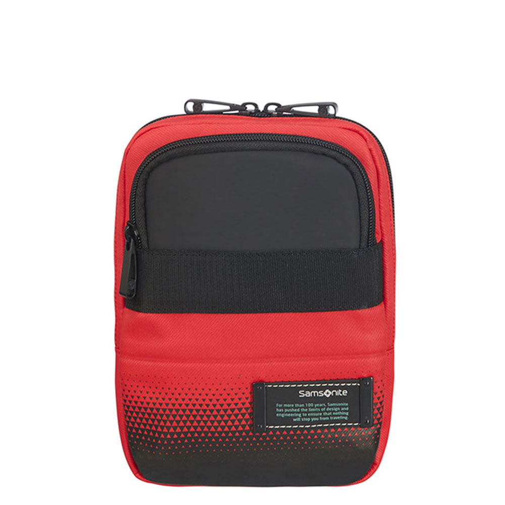 Samsonite Cityvibe 2.0 Tablet Cross-over S Lava Red