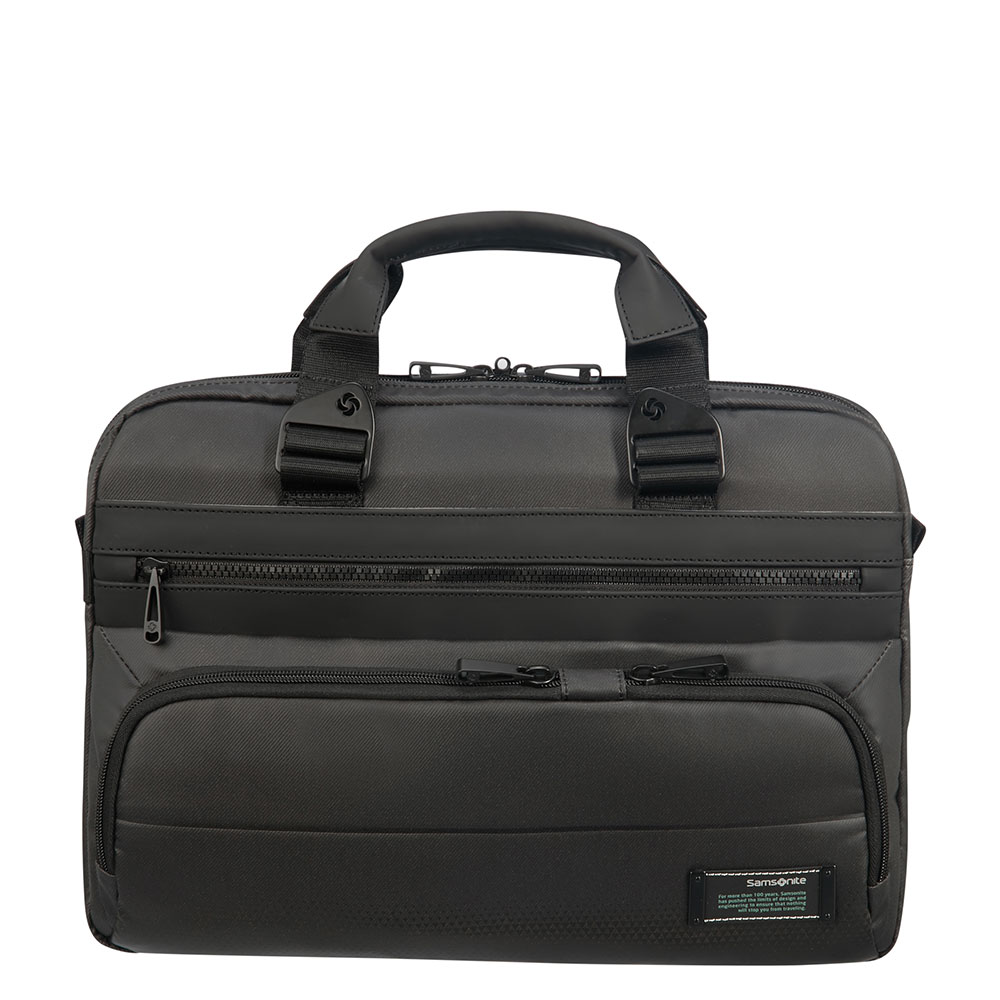 Samsonite Cityvibe 2.0 Shuttle Bag 15.6 Jet Black