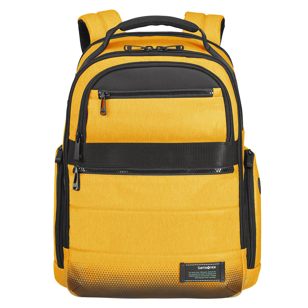 Samsonite Cityvibe 2.0 Laptop Backpack 14.1 Golden Yellow